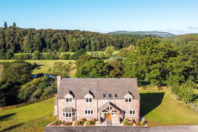 Thumbnail Detached house for sale in Lyth Farm, Lineholt, Droitwich, Worcestershire