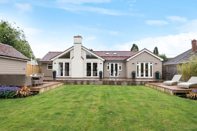 Thumbnail Detached bungalow for sale in Wayside Road, Basingstoke