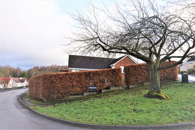 Thumbnail Detached bungalow for sale in Glengavel Gardens, Wishaw