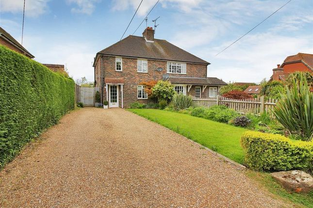Thumbnail Semi-detached house for sale in Tanyard Lane, Chelwood Gate, Sussex