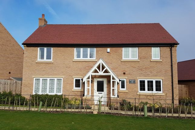 Thumbnail Property to rent in Alan Turing Road, Loughborough