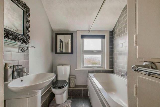 Bathroom of Kings Road, Evesham, Worcestershire WR11