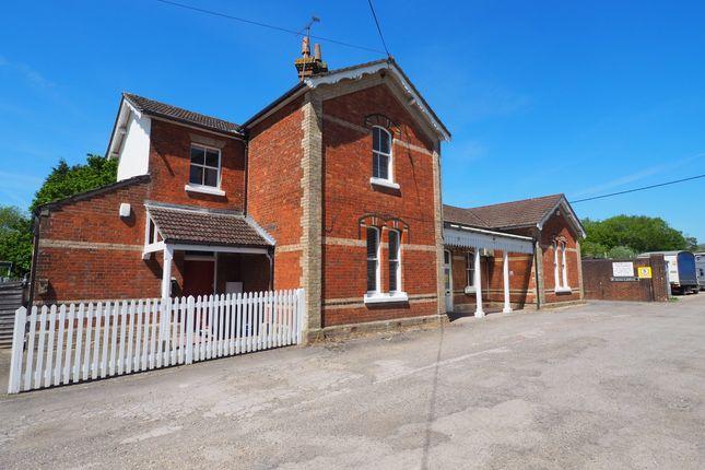 Thumbnail Office for sale in Warnham Station, Mercers Road, Warnham