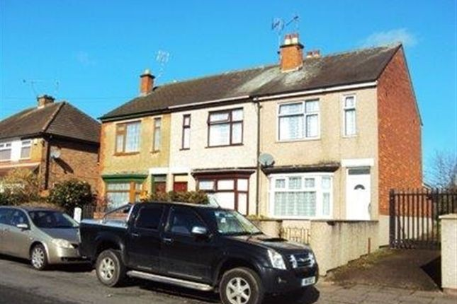 Thumbnail Terraced house to rent in Pauline Avenue, Aldermans Green, Coventry
