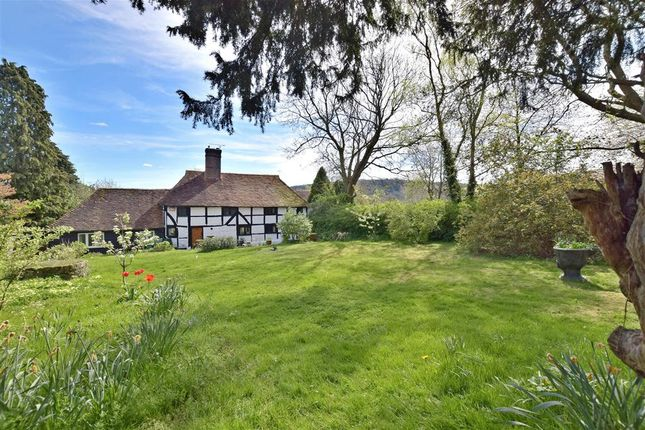 Thumbnail Detached house for sale in Cocking, Midhurst, West Sussex