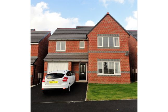 4 bed detached house for sale in Crocus Gardens, Hartlepool