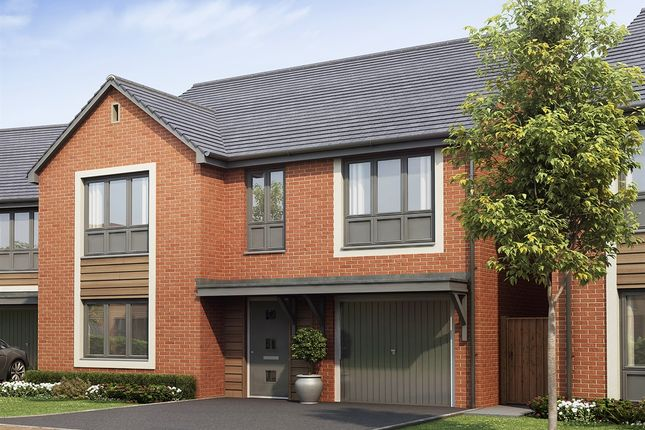 """Thumbnail Detached house for sale in """"The Endleigh"""" at Hayfield Way, Bishops Cleeve, Cheltenham"""