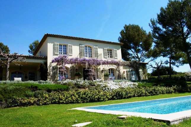 Thumbnail Villa for sale in Mouans-Sartoux, 06370, France