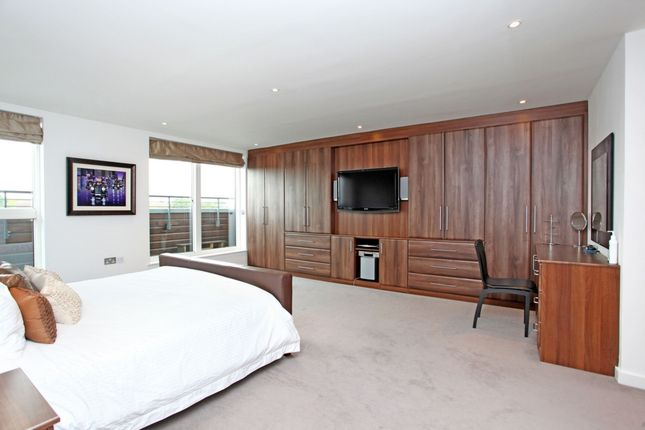 Thumbnail Flat for sale in Abbey Road, St Johns Wood