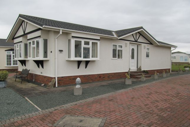 Thumbnail Mobile/park home for sale in Lakeland View Park (Ref 5233), Nethertown, Egremont, Cumbria