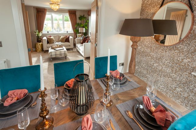 Thumbnail Detached house for sale in The Elsworth, Pound Lane, Worcestershire
