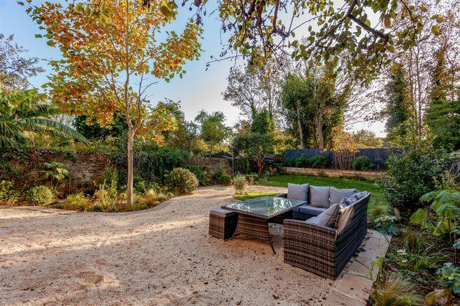 Garden of Wilbury Avenue, Hove BN3