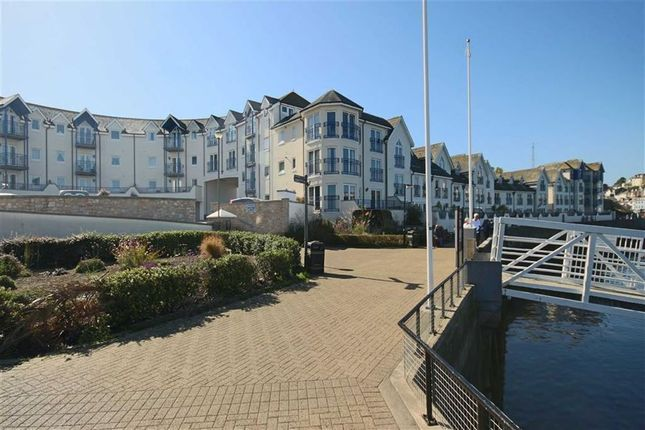 Thumbnail Flat for sale in Moorings Reach, Harbour Area, Brixham