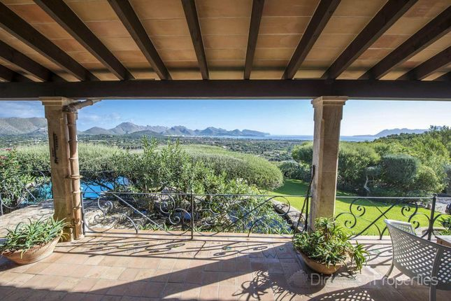 Thumbnail Finca for sale in Pollensa, Mallorca, Illes Balears, Spain