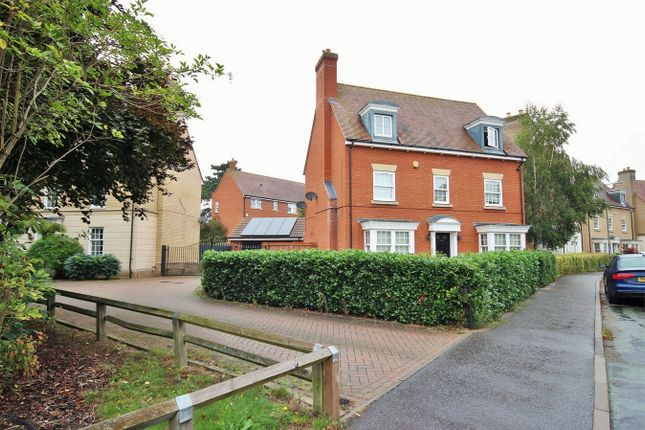 Thumbnail Detached house for sale in Gavin Way, Mile End, Colchester, Essex