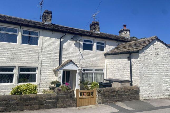 Thumbnail Terraced house for sale in Bogthorn, Oakworth, Keighley