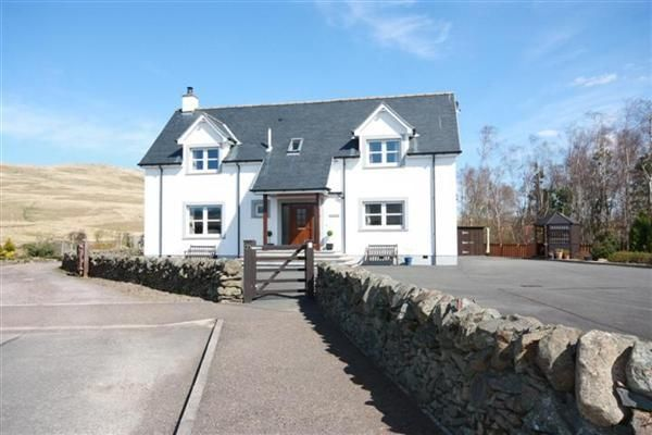 Thumbnail Detached house for sale in Mcadams Way, Carsphairn, Castle Douglas