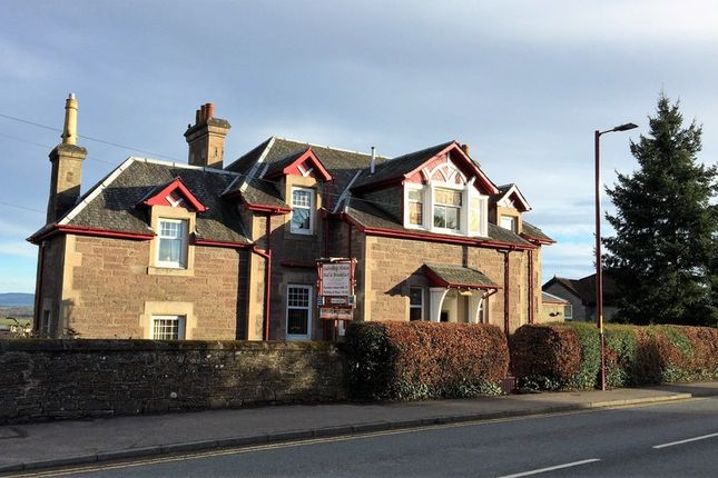 Thumbnail Hotel/guest house for sale in Galvelbeg House, Perth Road, Crieff