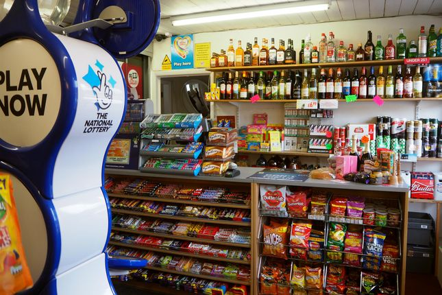 Thumbnail Retail premises for sale in Off License & Convenience YO17, Sherburn, North Yorkshire