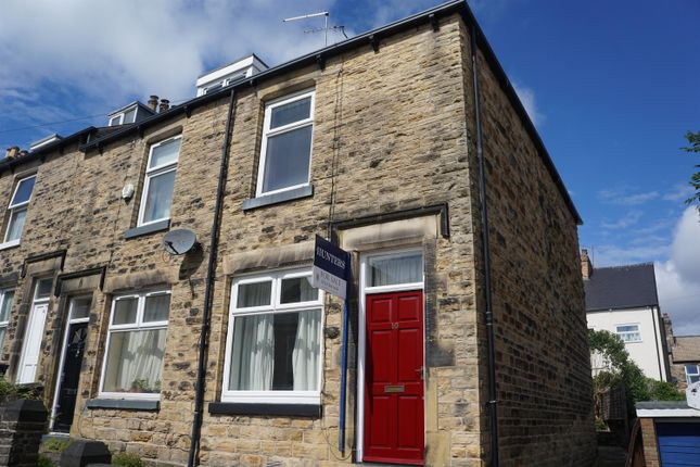 Thumbnail End terrace house for sale in Coombe Road, Crookes, Sheffield