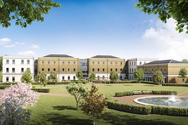 2 bed flat for sale in The Ash, Hurricane Way, Terlingham Gardens, Hawkinge, Folkestone CT18