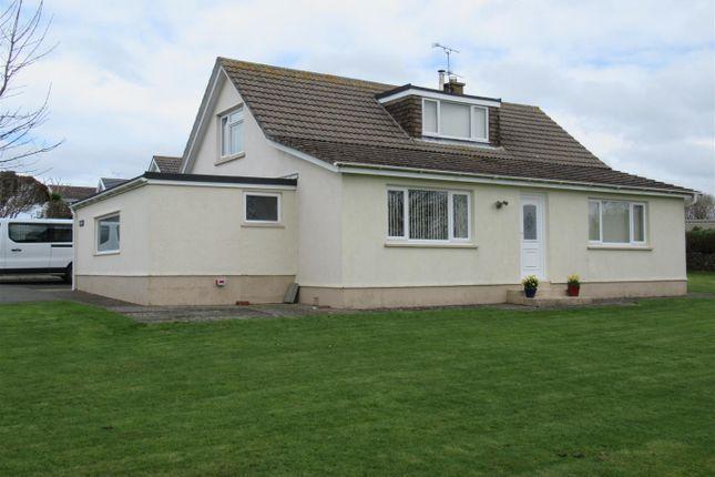 Thumbnail Detached bungalow for sale in Brynawelon, Llanungar Lane, Solva, Haverfordwest
