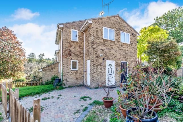 End terrace house for sale in Wyvill Close, Gillingham, Kent