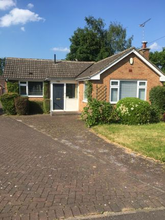 3 bed bungalow to rent in Neville Close, Rolleston-On-Dove, Burton-On-Trent