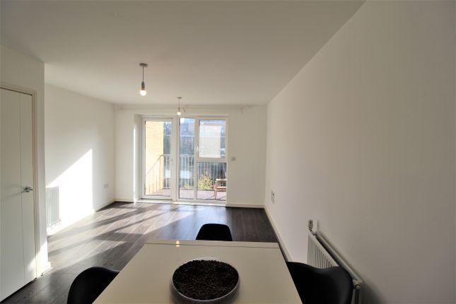 Thumbnail Flat to rent in Whitestone Way, Croydon, Surrey