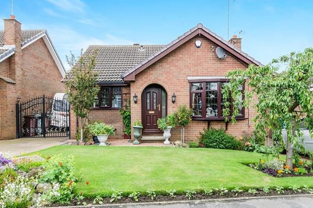 2 bed bungalow for sale in Muirfield Avenue, Featherstone, Pontefract