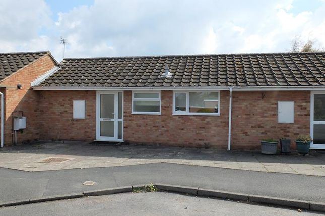 2 bed terraced bungalow for sale in 2 Queens Court, Ledbury, Herefordshire HR8