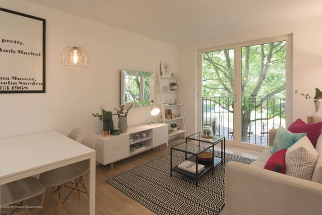 1 bedroom flat for sale in 1 Varcoe Road, London