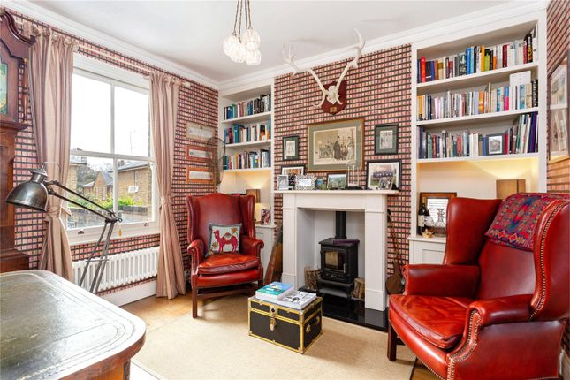 Reception Room of Tonsley Road, London SW18