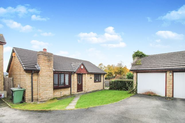 Thumbnail Bungalow for sale in Bent Lea, Huddersfield