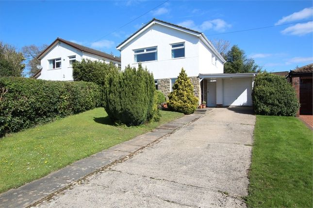 Thumbnail Detached house for sale in Millbrook Park, Lisvane, Cardiff