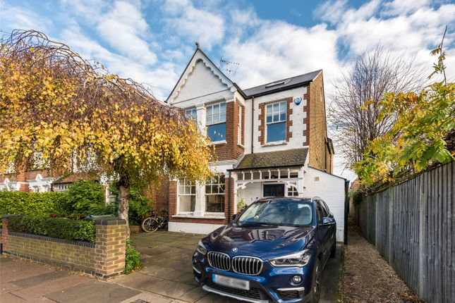 6 bed detached house for sale in Nassau Road, Barnes, London SW13