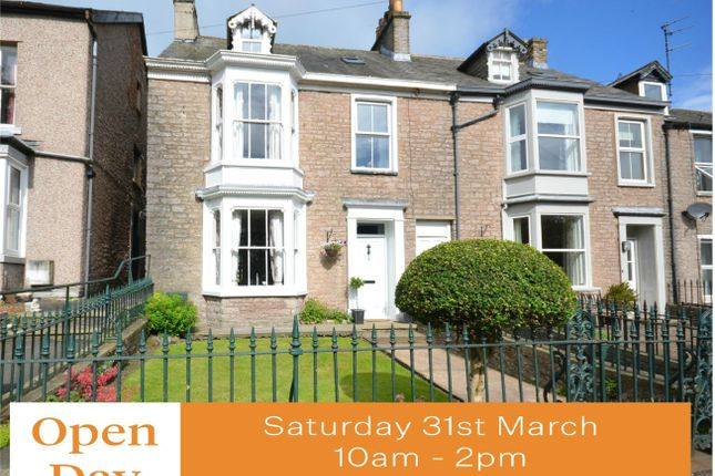 Thumbnail Semi-detached house for sale in 28 South Road, Kirkby Stephen, Cumbria