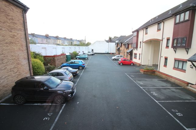 Secure Parking of Park View, Knighton Road, Plymouth PL4
