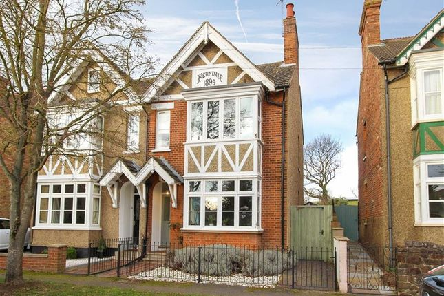 3 bed semi-detached house for sale in Rothschild Road, Leighton Buzzard