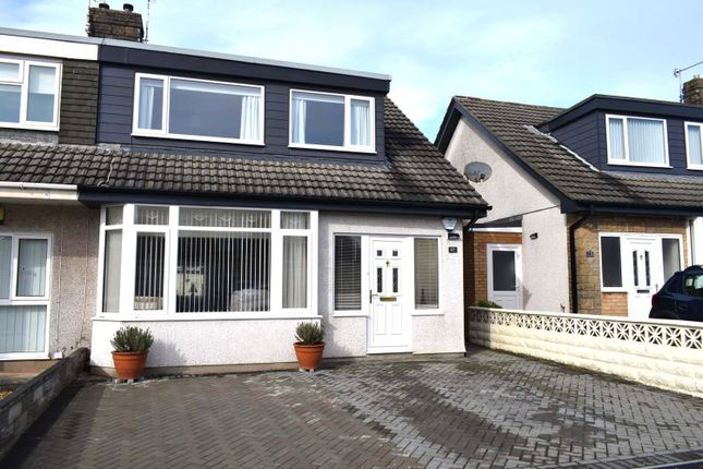 Thumbnail Bungalow for sale in West Park Drive, Nottage, Porthcawl