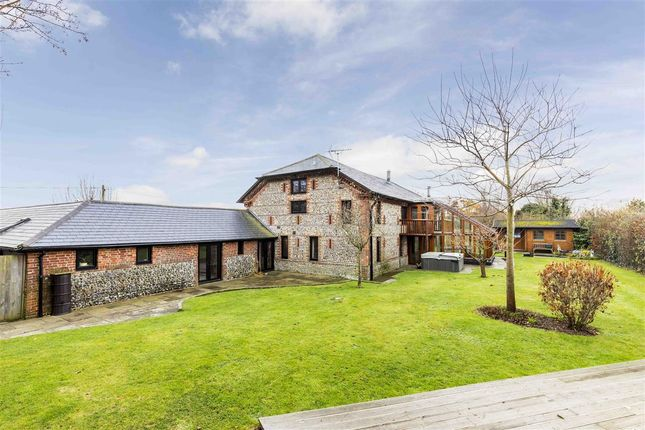 6 bed detached house for sale in Merston, Chichester