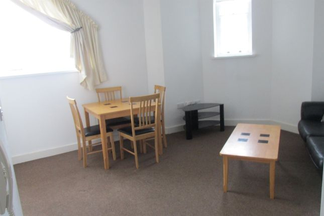 1 bed flat for sale in Market Street, Llanelli