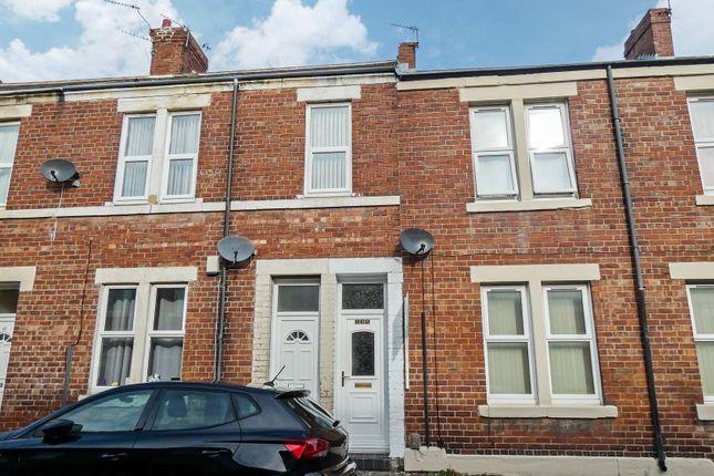 3 bed flat for sale in Vine Street, Wallsend NE28