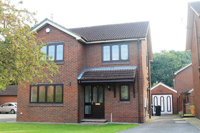 Thumbnail Detached house to rent in Hollin Close, Rossington, Doncaster