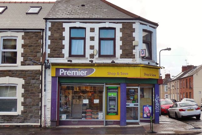 Thumbnail Retail premises for sale in Cathays Terrace, Cathays, Cardiff