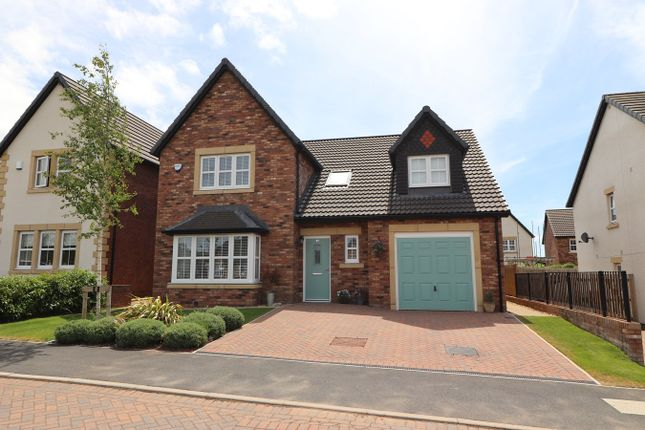 Detached house for sale in Dundraw Lane, Thursby, Carlisle