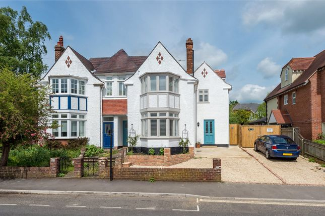 Thumbnail Semi-detached house for sale in Victoria Road, Summertown, Oxford