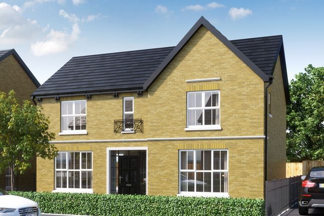 Thumbnail Detached house for sale in Site 3 Towerview Meadow, Cloughey