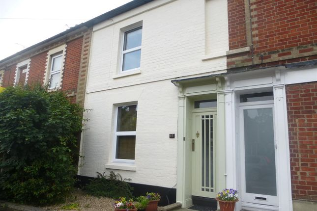 Thumbnail Maisonette to rent in Winchester Road, Romsey