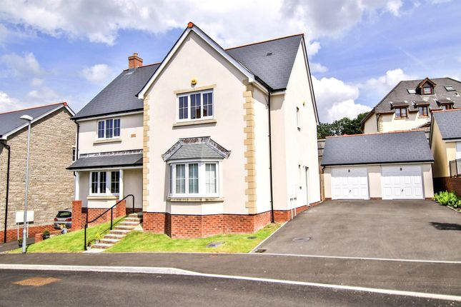 Thumbnail Detached house for sale in Edmond Locard Court, Chepstow